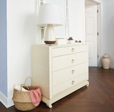 Ming Large Four Drawer Dresser, Natural - Bungalow 5