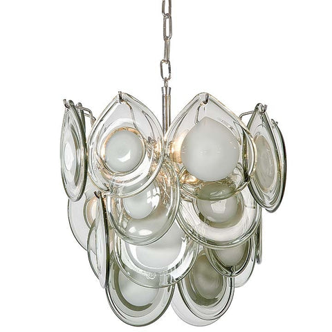 Mini Diva Chandelier Grey - Regina Andrew Design