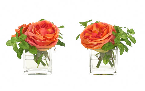 Rose/Mint - Set of 2 - NDI