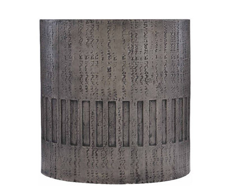 Miramar Drum End Table - Bernhardt Exteriors
