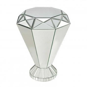 Mirrored Side Table - Dimond Home