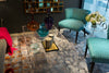 Aubrey Round Chair Side Table - Bernhardt Interiors