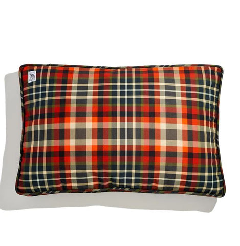 Modern Nature Plaid Dog Bed - Mr. Dog