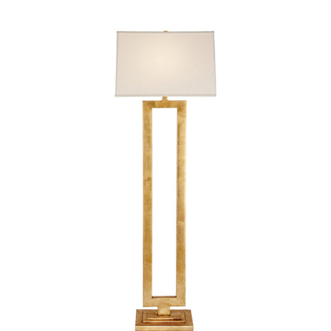 Modern Open Floor Lamp - Visual Comfort