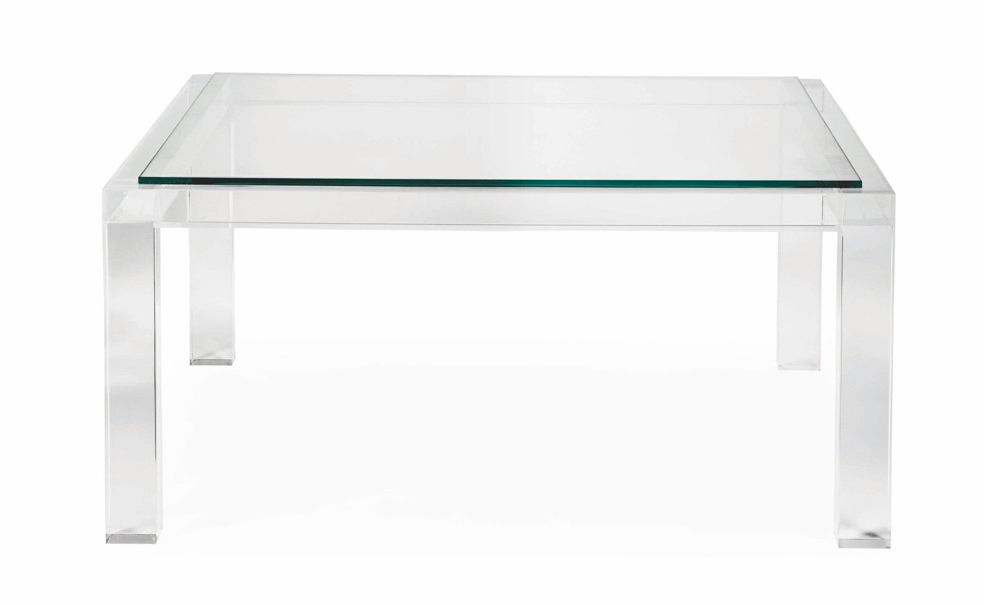 Moderne Square Cocktail Table   Bernhardt Interiors