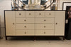 Monroe White Deco Dresser - Belle Meade Signature