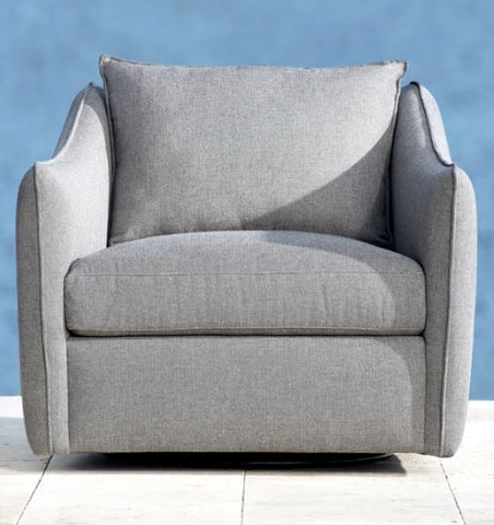 Monterey Swivel Chair - Bernhardt Exteriors