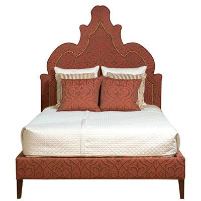 Morocco King Bed - Emerson Bentley