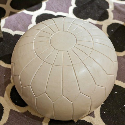 Nadia Moroccan Pouf - Made Goods