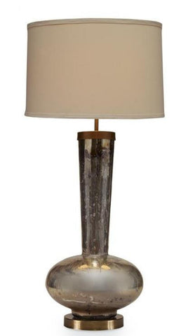 Naomi Table Lamp, Mercury - Mr. Brown