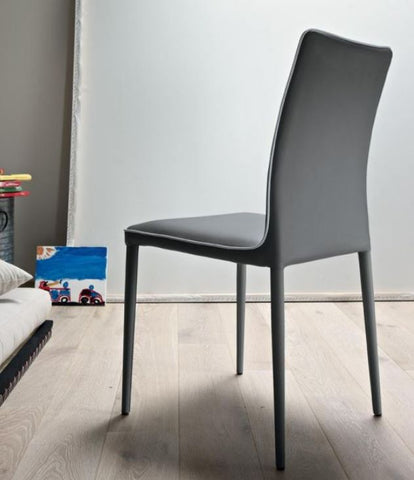 Nata High Back Chair - Bontempi