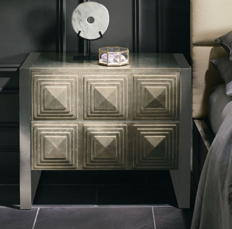 Mosaic Nightstand - Bernhardt Furniture