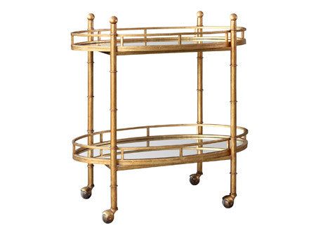 Normandy Bar Cart - Bungalow 5