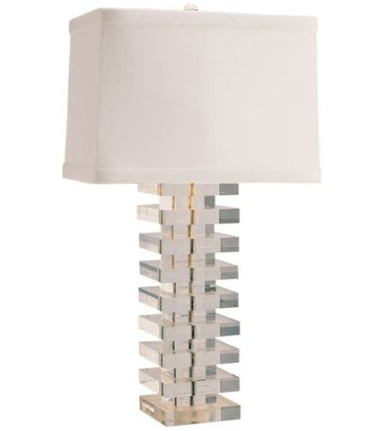 Tower Acrylic Lamp - Arteriors Home