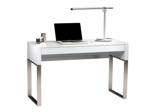 Cascadia Console/Laptop Desk 6202 w/ Drawer - BDi
