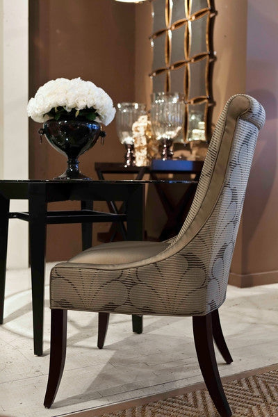 Awesome Grayson Host Chair   DesignMaster Furniture