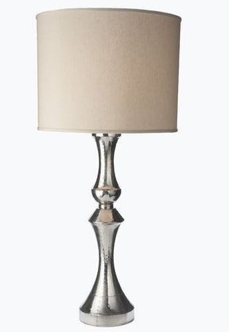Royal German Silver Lamp - Dimond Home