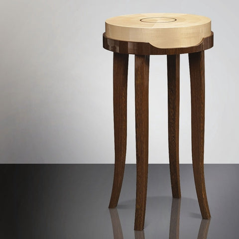 Opera Round Side Table - Matsuoka International