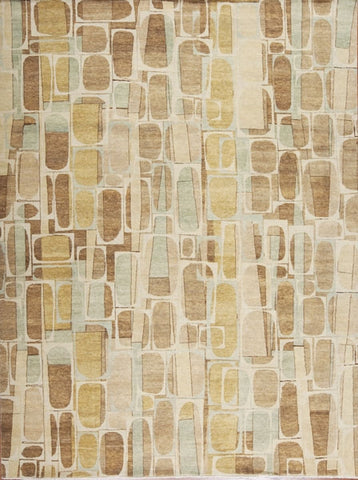 Bernal Natural Rug - Rex Ray Rugs