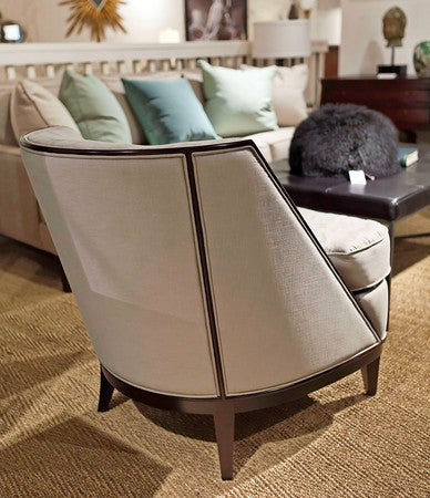 Richard Mishaan Club Lounge Chair- Bolier & Co.