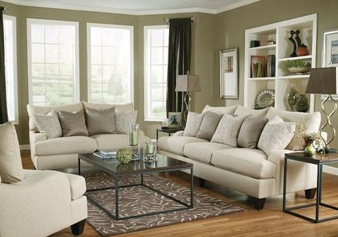 Brooke Loveseat - Bernhardt