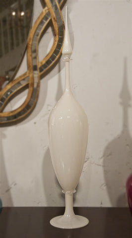 Alto Ivory Venetian Decanter - Joe Cariati