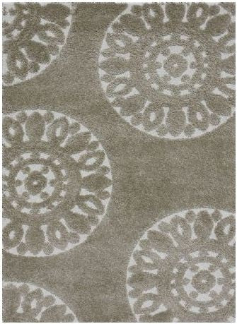 Enchant Beige 5.3' x 7.7' - Loloi