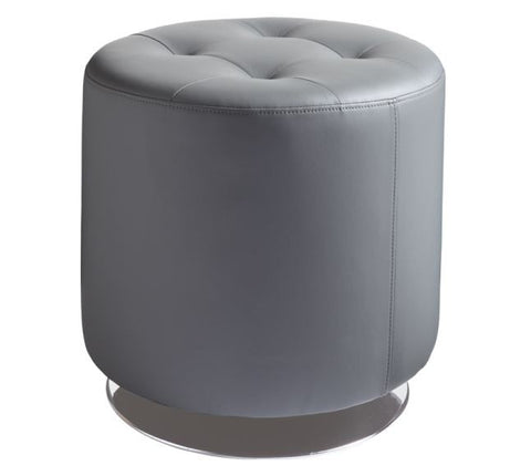 Domani Small Swivel Ottoman - Sunpan Modern Home