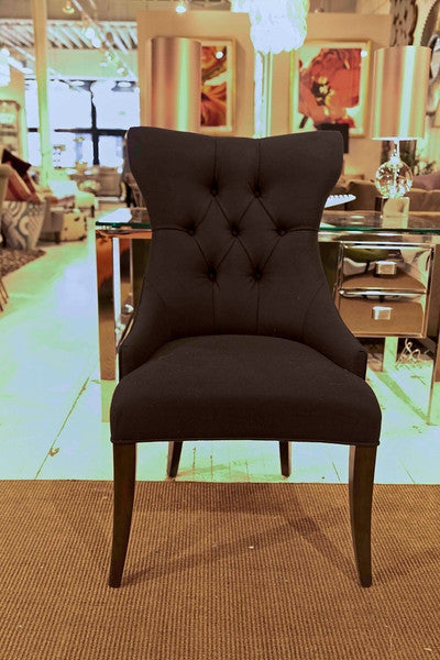 High Quality Deco Tufted Back Chair   Bernhardt Interiors