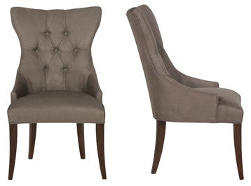 Deco Tufted Back Chair - Bernhardt Interiors