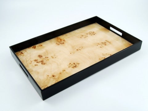 Mappa Burl Breakfast Tray - Pacific Connections