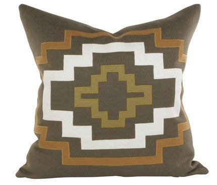 Gaucho 24x24 Pillow - V Rugs and Home