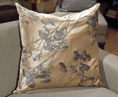 Twilight Baby's Breath on Glaze - Aviva Stanoff Design Inc.