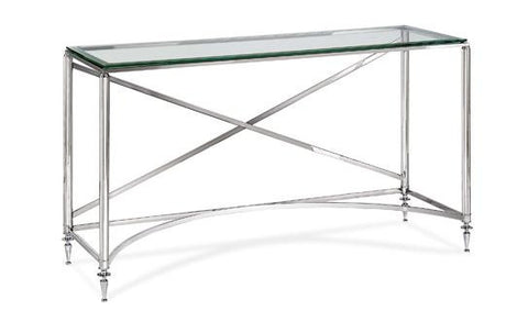 Uptown Stainless Steel Console - Emerson Bentley