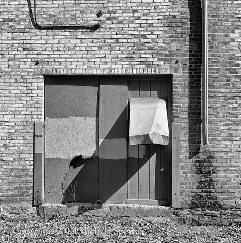 The Mill, Doorway No. 2 Aluminum - Gladwyne, PA - Michael Spewak