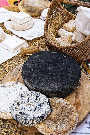 Cheese Rounds Aluminum - Florence, Italy