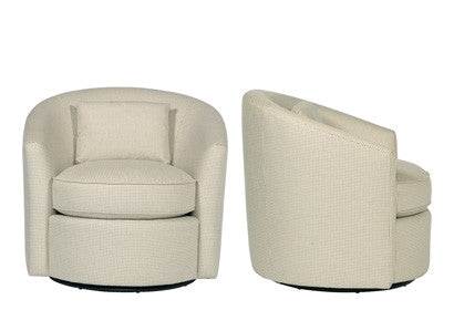 Elizabeth Swivel Chair - Bernhardt Interiors