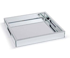 Small Mirrored Tray - Regina-Andrew Design
