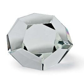 Large Crystal Dodecahedron - Regina-Andrew Design