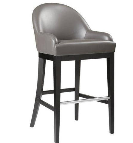 Haven Grey Barstool - Sunpan Modern Home