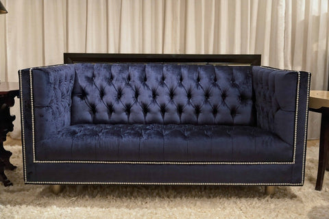 Bari Loveseat - Emerson Bentley
