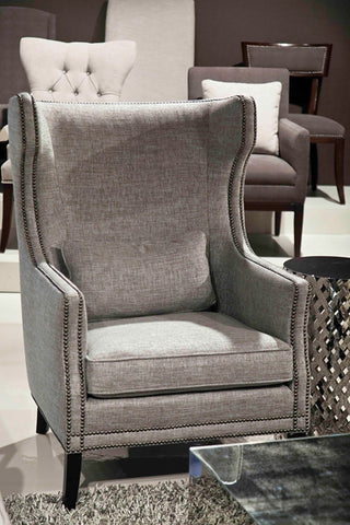 Kingston Wing Chair - Bernhardt Furniture