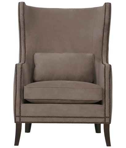 Kingston wing chair bernhardt furniture luxe home for Furniture kingston