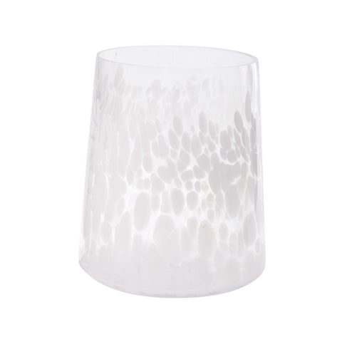 Large Flurry Frit Well Vase - Dimond Home