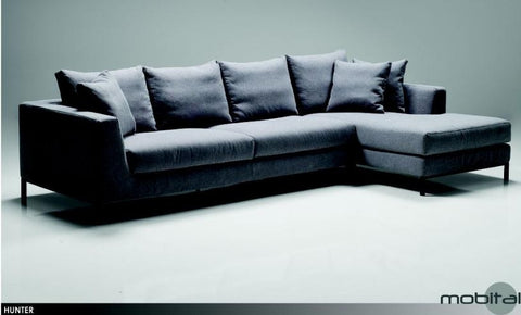 Hunter LSF Chaise Sectional - Mobital