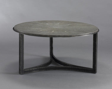 Niko Shagreen Coffee Table - Precedent Furniture