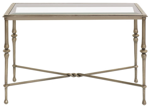 Lowell Metal Cocktail Table - Bernhardt Furniture