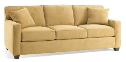 Ethan Queen Sleeper Sofa - Precedent