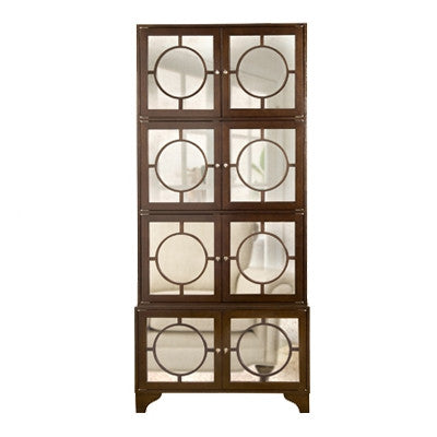 Ethan Modern Dining Storage   Belle Meade Signature