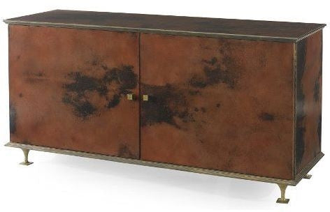 Getty 2 Door Low Cabinet - Julian Chichester